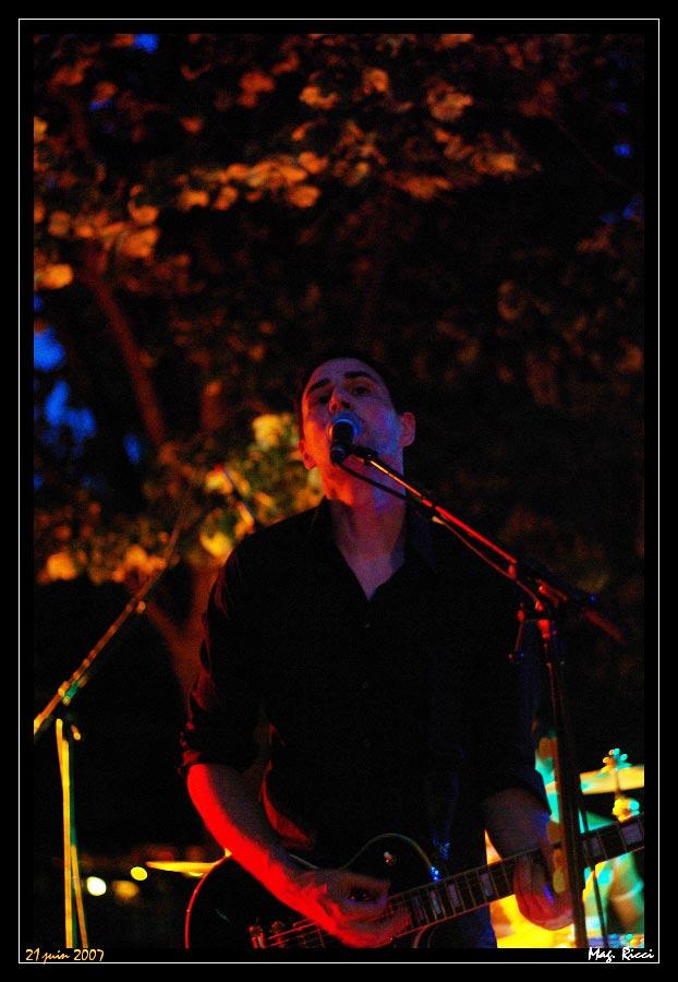 sylvain gabriel fête de la musique 2007