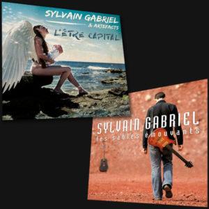 Sylvain Gabriel Pack 2CD