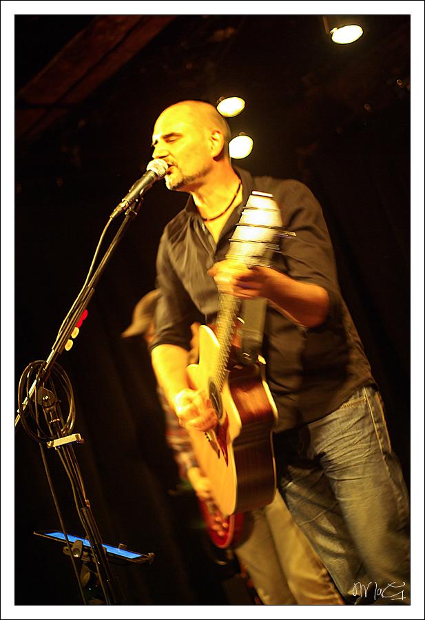 Sylvain Gabriel Capital Tour 2017 Concert La Tâche d'encre Avignon